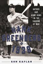 Hank Greenberg in 1938