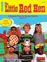 The Little Red Hen  ENHANCED eBook  PDF