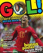 GOL! Fakta Unik Sepak Bola dan Piala Dunia