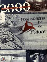 Wisconsin Transportation Research, 2000