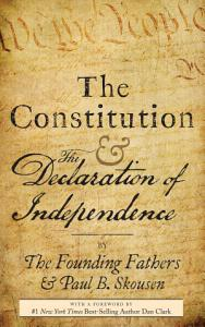 The Constitution and the Declaration of Independence Book