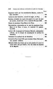Archives curieuses de l'histoire de France: depuis Louis XI jusqu'à Louis XVIII, ou collection de pièces rares et intéressantes, telles que chroniques, ... etc., publiées d'après les textes conservés à la Bibliothèque Royale et aux archives du royaume, et accompagnées de notices et d'éclaircissemens, Volume5
