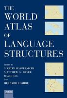 The World Atlas of Language Structures PDF