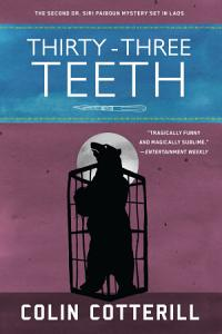 Thirty Three Teeth Book