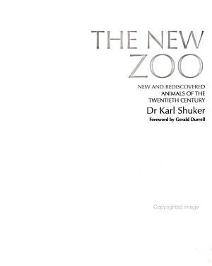The New Zoo PDF