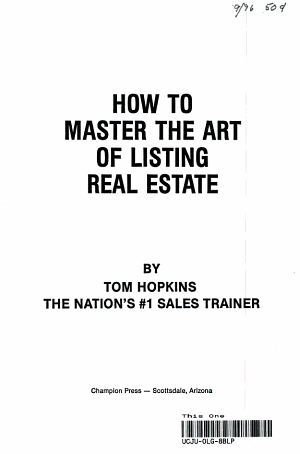How to Master the Art of Listing Real Estate