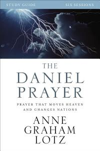 The Daniel Prayer Study Guide Book