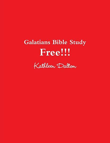 Galatians Bible Study Free