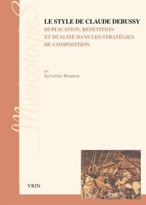 Le style de Claude Debussy PDF