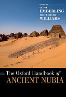 The Oxford Handbook of Ancient Nubia PDF
