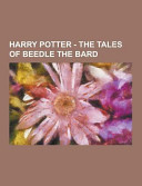 Harry Potter   The Tales Of Beedle The Bard