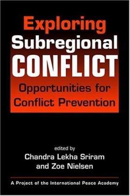 Exploring Subregional Conflict PDF