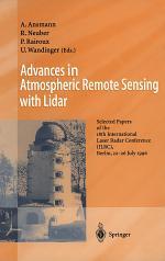 Advances in Atmospheric Remote Sensing with Lidar
