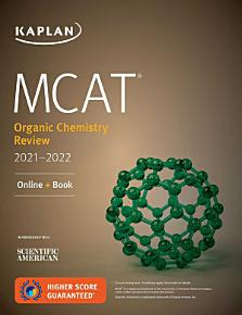 MCAT Organic Chemistry Review 2021 2022 PDF