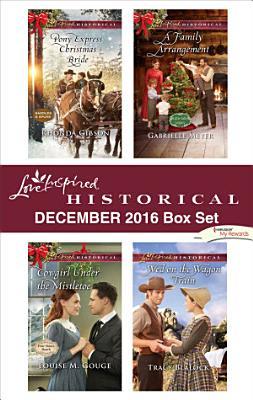 Harlequin Love Inspired Historical December 2016 Box Set