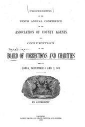 Proceedings of the ... Annual Convention ...: Volume 10