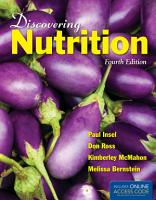 Discovering Nutrition PDF