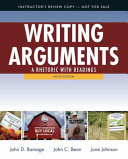 Instructor s Review Copy for Writing Arguments PDF