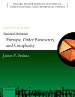 Statistical Mechanics: Entropy, Order Parameters, and Complexity