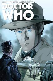 Doctor Who: The Eleventh Doctor Archives #17: As Time Goes By Part 4