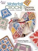Waterfall Crochet Granny Squares