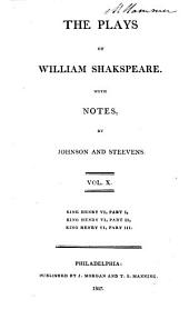 The plays of William Shakespeare ...: With the corrections and illustrations of various commentators
