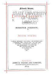 Little Classics: Minor poems