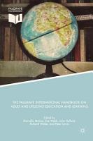 The Palgrave International Handbook on Adult and Lifelong Education and Learning PDF