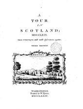 A tour in Scotland; MDCCLXIX.
