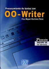 Procesamiento de textos con OO-Writer