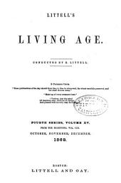 The Living Age: Volume 103