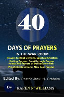 40 Days of Prayers In the War Room Book
