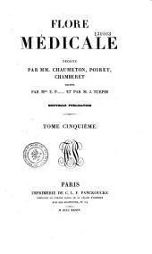 Flore médicale: Volume2