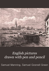 English Pictures Drawn with Pen and Pencil