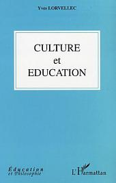 CULTURE ET EDUCATION