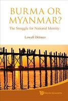 Burma Or Myanmar  PDF