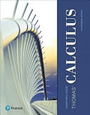 Thomas  Calculus   Mymathlab With Pearson Etext