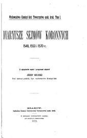 Scriptures rerum Polonicarum: Volumes 1-2
