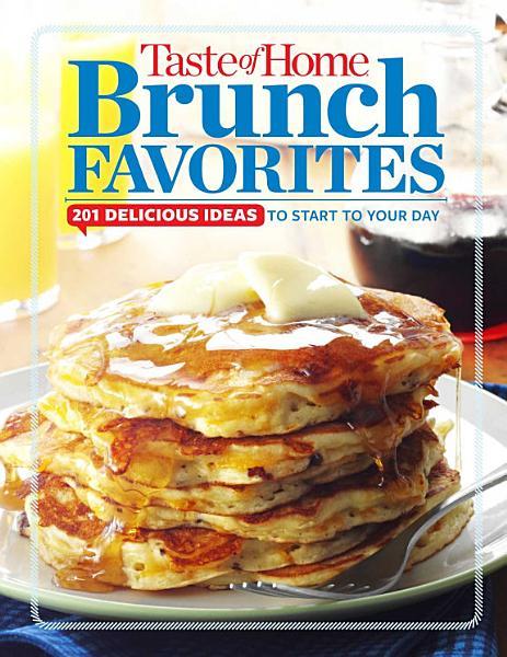 Download Taste of Home Brunch Favorites Book