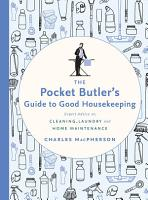 The Pocket Butler s Guide to Good Housekeeping PDF