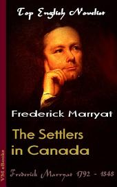 The Settlers in Canada: Top English Novelist