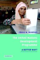 The United Nations Development Programme PDF