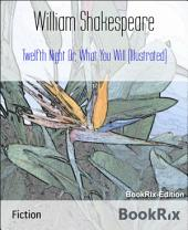 Twelfth Night Or, What You Will (Illustrated)