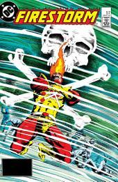 The Fury of Firestorm (1982-) #57