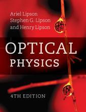 Optical Physics: Edition 4