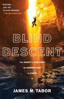 Blind Descent PDF