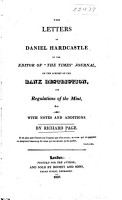 The Letters of Daniel Hardcastle to the Editor of  The Times  Journal PDF