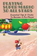 Playing Super Mario 3d All Stars PDF