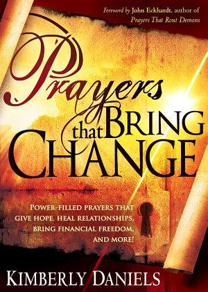Prayers That Bring Change PDF