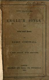 English Songs: And Other Small Poems